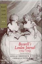 Boswell's London Journal, 1762-1763 af Peter Ackroyd, Frederick A Pottle, james Boswell