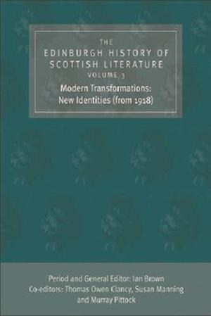 The Edinburgh History of Scottish Literature