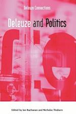 Deleuze and Politics af Nicholas Thoburn, Ian Buchanan