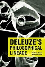Deleuze's Philosophical Lineage af Jon Roffe, Graham Jones