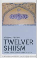 Twelver Shiism (The New Edinburgh Islamic Surveys)
