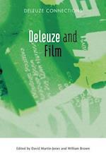 Deleuze and Film af David Martin Jones, William Brown