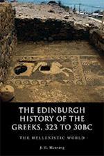 The Edinburgh History of the Greeks, 323 to 30bc af Joseph Manning