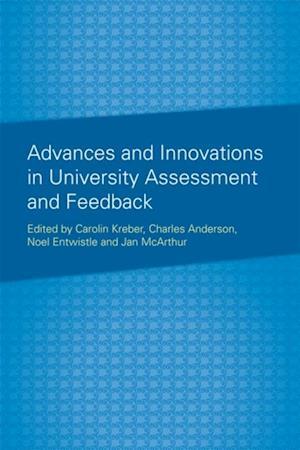 Bog, ukendt format Advances and Innovations in University Assessment and Feedback