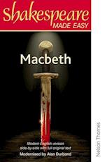 Shakespeare Made Easy: Macbeth (Shakespeare Made Easy)