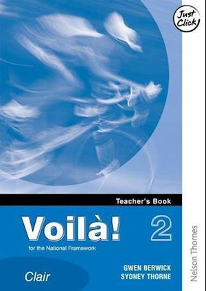 Voila 2 Clair Teachers Book