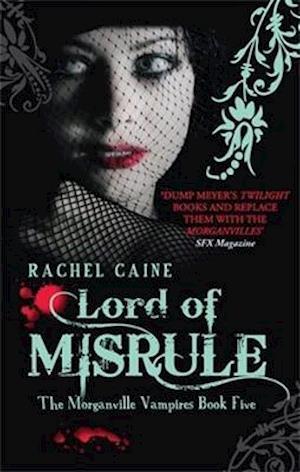 Bog, paperback Lord of Misrule af Rachel Caine