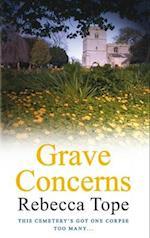 Grave Concerns af Rebecca Tope