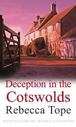 Deception in the Cotswolds af Rebecca Tope