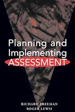 Planning & Implementing Assessment