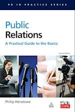Public Relations (PR in Practice)
