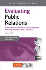 Evaluating Public Relations (PR in Practice)