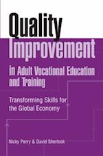 Quality Improvement in Adult Vocational Education