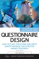 Questionnaire Design (Market Research in Practice)