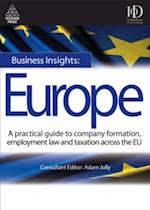Business Insights: Europe af Jolly