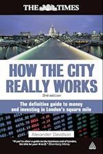 How the City Really Works af Alexander Davidson