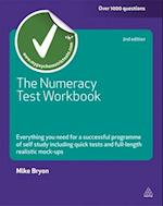 The Numeracy Test Workbook (Testing Series)