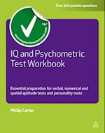 IQ and Psychometric Test Workbook (Testing Series)