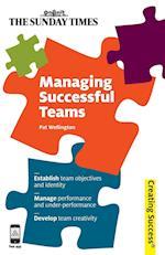 Managing Successful Teams (Creating Success, nr. 45)