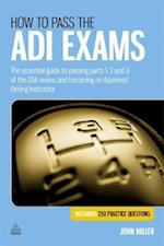 How to Pass the ADI Exams