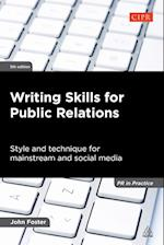 Writing Skills for Public Relations