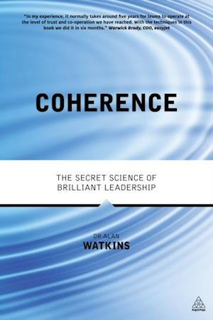 Coherence af Alan Watkins