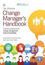 The Effective Change Manager's Handbook af Richard Smith