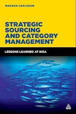 Strategic Sourcing and Category Management (Cambridge Marketing Handbooks)