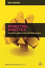 Marketing Analytics (Marketing Science)