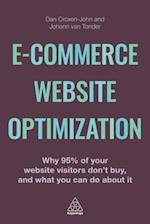 E-Commerce Website Optimization af Dan Croxen-John, Johann Van Tonder