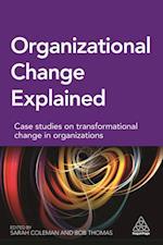 Organizational Change Explained