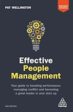 Effective People Management (Business Success)