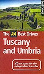 AA Best Drives Tuscany and Umbria