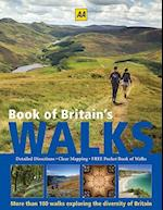 Book of Britain's Walks (Aa Illustrated Reference)