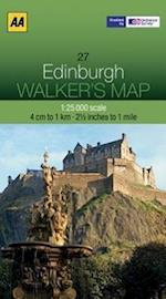 Edinburgh (Walker's Map)