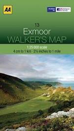 Exmoor (Walker's Map)