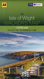 Isle of Wight (Walker's Map)