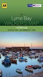 Lyme Bay (Walker's Map)