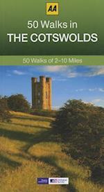 50 Walks in Cotswolds (AA 50 Walks Series)