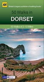 50 Walks in Dorset (AA 50 Walks Series)