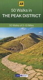 50 Walks in Peak District (AA 50 Walks Series)