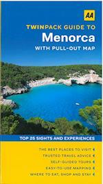 Menorca (AA Twinpack Guides)