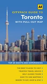 Toronto (AA CityPack Guides)