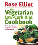 The Vegetarian Low-carb Diet Cookbook af Rose Elliot