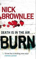 Burn (Jake and Jouma Series, nr. 2)