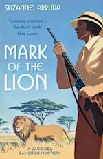Mark Of The Lion (Jade Del Cameron Series, nr. 1)