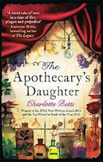 The Apothecary's Daughter af Charlotte Betts