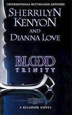 Blood Trinity af Dianna Love, Sherrilyn Kenyon