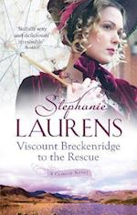 Viscount Breckenridge To The Rescue (Cynster Sisters, nr. 1)