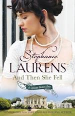 And Then She Fell (Cynster Sisters, nr. 4)
